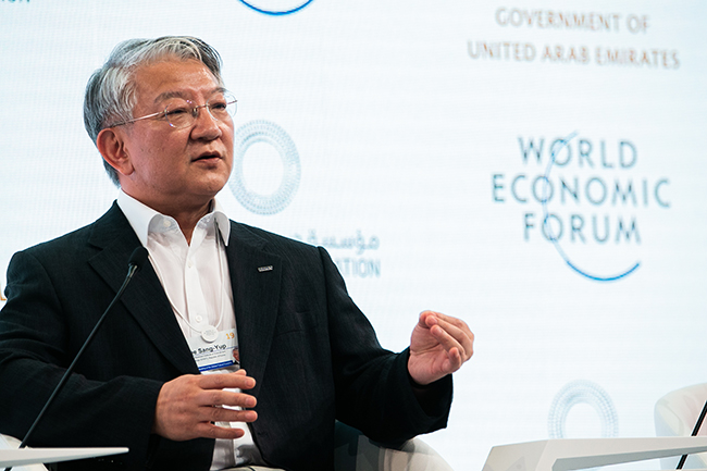 WORLD ECONOMIC FORUM(Prof.Sang Yup Lee)02.jpg