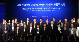 Mastering the Fourth Industrial Revolution Future of Jobs and Inclusive Growth in Korea