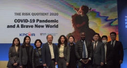 The Risk Quotient 2020: COVID-19 Pandemic and A Brave New World